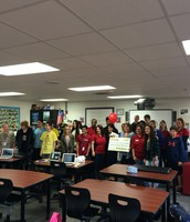 CISD Education Foundation Grant to Global Issues