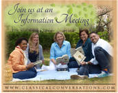 INFORMATION MEETINGS IN YOUR AREA!