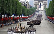 Bastille Day Parade!