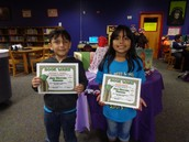 Top Readers in 2nd Grade