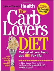 The carbs lovers diet has 5 rules