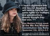 Madison Kimery first encounter