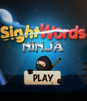 SightWord Ninja