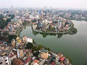 A beautiful city in Vietnam