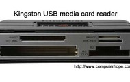 SD/Media Card Slot