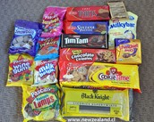 Famous Candy from New Zealand