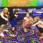 Future GA Educators Skate Night!