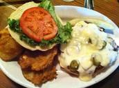 Jalapeño Burger