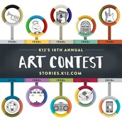 K12 10th Annual Art Contest