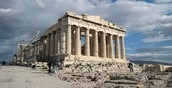 Temple on the Acropolis,