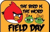 Field Day-Friday, May 20th