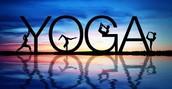 I practice yoga