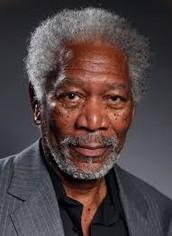 Morgan Freeman, because everything needs a little bit of Morgan Freeman in it.