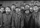Trabajo Infantil en los Mineras