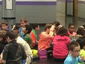 5th Grade Visit to JN Fries