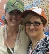 Ms. Tolleson & Ms. Hagler