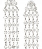Devon Chandeliers Silver