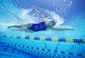 Can swimming help her forgive herself?
