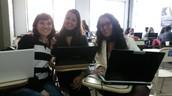 Algunas de nuestras profesoras
