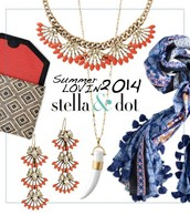 I'm so excited to share Stella & Dot's Spring & Summer lines with you!