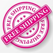 No one likes to pay shipping!! Today you can skip that!