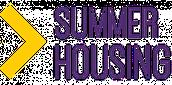 SUMMER HOUSING 2016