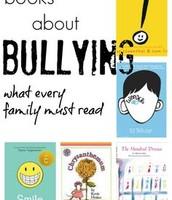 Bullying Awareness Month Books
