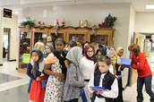 5th Grade Immigration Day
