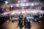 UK tour 2014 - Newcastle - March
