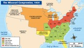 The Missouri Compromise (1820)