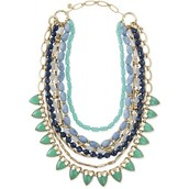 Stone Sutton Necklace (can be worn 5 ways)