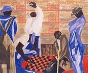 Checker Players