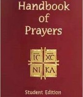 Handbook of Prayers by James Socias