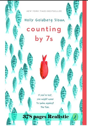 Counting by 7s by Holly Goldbery Sloan