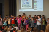 Leader in Me Assembly - Celebrate Habit 4 and Learn About Habit 5