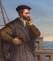 Jacques Cartier (discovered Canada