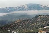 Almijara Mountain