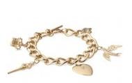 Wonderland Charm Bracelet $20