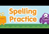 Sight Word Spelling Practice