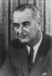 How Johnson Became President