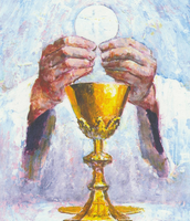 EUCHARIST ...the heart and foundation of all we do...