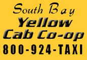 Handle your Transportation needs Efficiently through Corporate Account by South Bay Yellow Cab