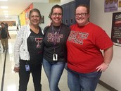 Ms. Martinez, Ms. Nikko and Ms. Mullen