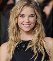 Gaia  (Ashley Benson) aka (Hanna Marin)