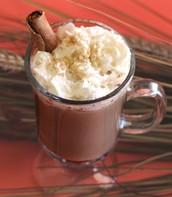 Cinnamon and Salt Caramel Coffee