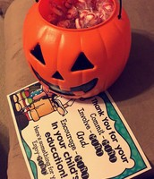 """I hope you found some enjoy-mint in our """"punny"""" treats!"""