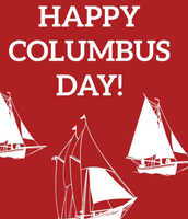 October 12th No School for Columbus Day