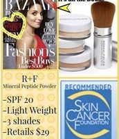 Mineral Peptides with SPF 20