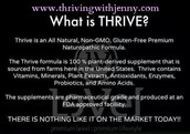 What is THRIVE