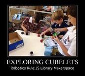 Exploring Cubelets